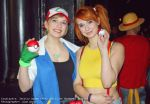 Ash and Misty Cosplay by AverageCosplays