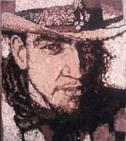 Stevie Ray Vaughan by R-Abaeo