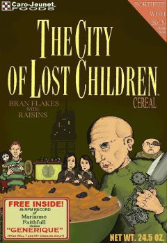 cereal of lost children by ctdsnark