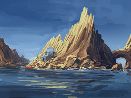 Outpost by Verticae