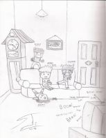 DeviantArt Folks and Friends 4 by SnakeTeeth12