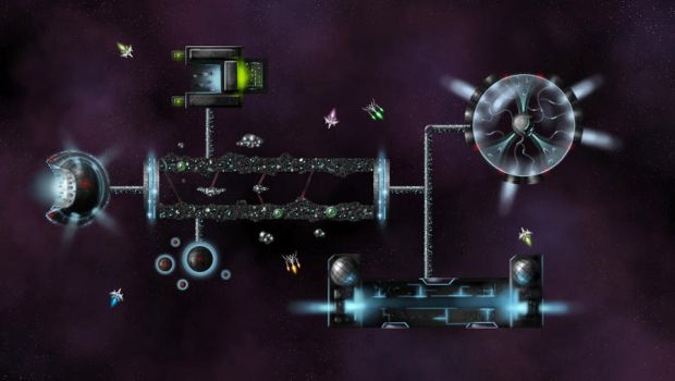iPhone Game - City and ships by ehaft