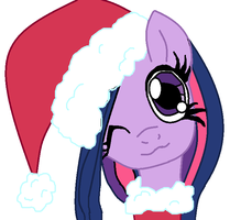 Twilight Christmas by TheFluffyFoxeh