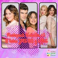 +Photopack Violetta #01 by Moustache-Editions