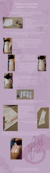 TUTORIAL: Custom Pattern Making [corset] by Vera-Chimera