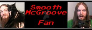 Smooth McGroove fan button for StoneHot316 by SteffieNeko