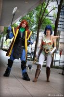 Ronin Warriors by catchancosplay
