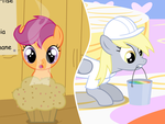 Manehattan Project 2 Panel 1 by mandydax
