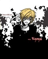 Come With Me_Kyoya by Azure09