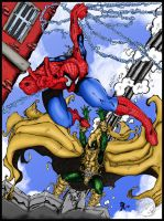 The Spiderman by Highlander0423