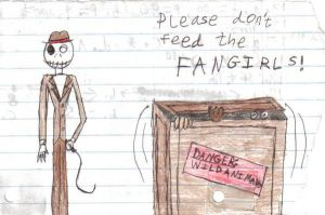 Don't Feed the Fangirls by MystressOfDarkness13