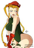 Cammy Commission 002 by BDXxX