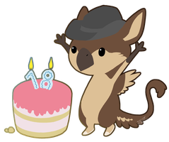 Happy Birthday Ranger by Chaluny
