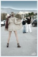 The Exhibitionist by Snapshooter