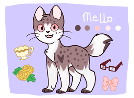 Mello Reference by mellocat