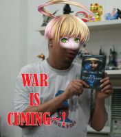 WAR IS COMING by ComiPa