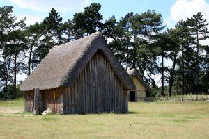 West Stow Anglo Saxon Village 7 by OghamMoon