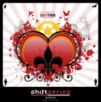 Shift Series CD Cover by redniet