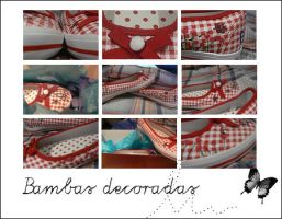 Custome Shoes by Jennol