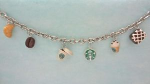 Starbucks Charm Bracelet by gracelyt