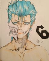 Grimmjow Jaggerjaques by YaoiSistah96