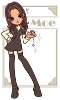 moe-chan by moti-co