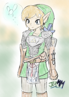 MiniSketch - Female Link Design by JezMM