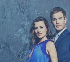 Tony and Ziva. by KissofCrimson