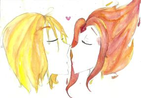 you make my flame burn brighter by sakina101
