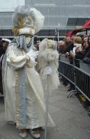 Carnival 2011 - White cup by thejabawack