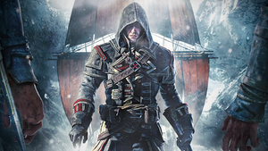 Assassin's Creed Rogue by ProfessorAdagio