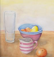 Still life by StellaKitsuna