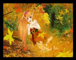 Fall Evanna by lunedragonfly