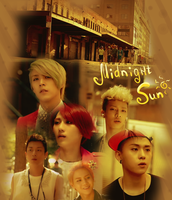 MIDNIGHT SUN_Mini Album Teaser by Alen-AS