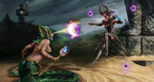 League of Legends Preseason 3 contest entry by harkobotond