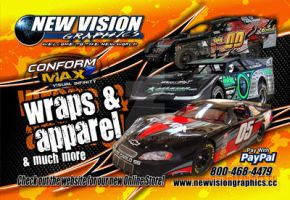 New Vision Circle Track Ad by tbtyler