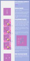 Pixel Art-Sparkle Tutorial by LittleKai