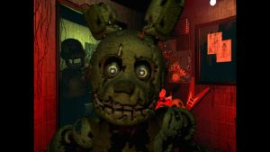 five night at freddy's 3 by gloriapainthtf
