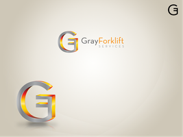 'GrayLiftServices' Logo by AntoniaVG