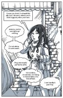 Silver Button - Page one by secondlina