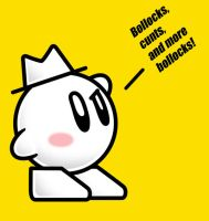 Kirby Punctuation by RealBigNUKE