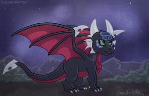 Art Trade: mayle128 by TheLeatherDragonI
