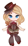 Lydia - Blinking Cutie by clover-teapot