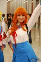 Mikuru Asahina~ HURRAY! by Whimsical-Angel