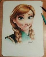 Anna _ Frozen by Roxaoleen