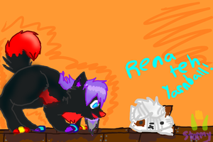 better contest entry :3 by Thundercatzgirl