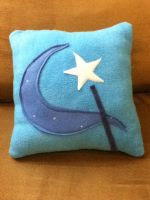 Trixie's Cutie Mark Pillow by sgtgarand