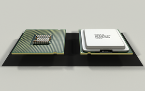 Intel Core 2 Duo E6600 by Zortje