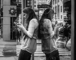 Seeing Double by BautistaNY