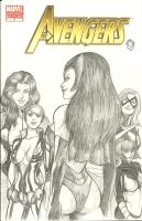 Sketch Cover 23 by paperlab
